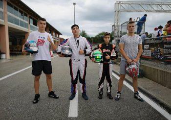 Четирима пилоти ще представят България на световните серии по картинг