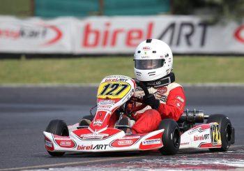Мартин Стоянов в топ 10 в първото си участие в световните финали в Easy Kart