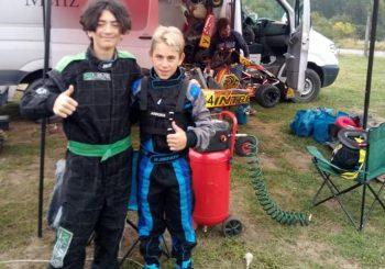 Варсано и Калоян Генов участваха в Картинг училището в Кюстендил (ВИДЕО)