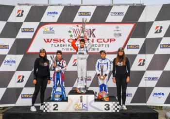 Цолов с нов голям триумф, спечели шампионата WSK Open Cup