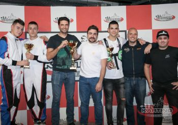 Юлиян и Гайдов спечелиха 12-ия последен кръг от Endurance RaceFacer 2019