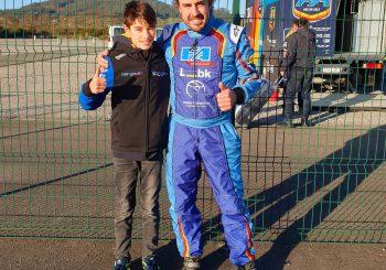 Никола Цолов тренира с Алонсо в Испания