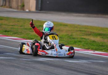 Никола Цолов с нов успех в последното си състезание за сезона