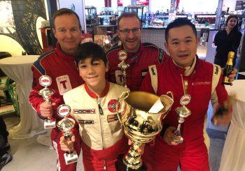 Мартин Стоянов спечели най-престижното състезание за издръжливост в Швейцария