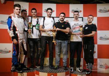 Юлиян и Гайдов спечелиха 3-ия кръг от ендуранс шампионата на София Картинг Ринг