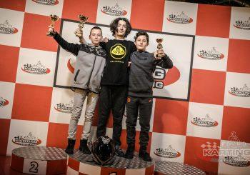Варсано спечели първото детско състезание от сериите Соди за 2020 г.