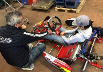 Мартин Стоянов ще кара и в X30 Junior в Швейцария