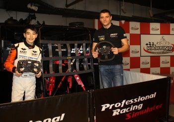 Наши пилоти изпробваха първия български симулатор PT Racing