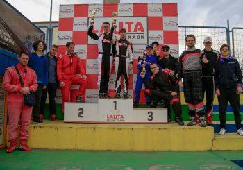 Мишинков спечели първия кръг от Lotus Sofia Auto-Kart