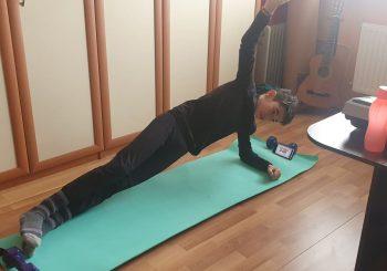 Никола Цолов не престава да поддържа форма (снимки и видео)