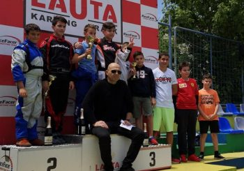 Виктор Николов с първа победа