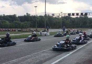 Дъжд и интересни надпревари на SWS Sprint в Хасково
