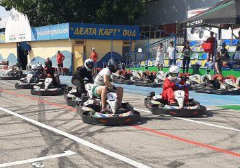 Драгинов, Маринов и Николов триумфираха в 4-ия кръг на RaceFacer