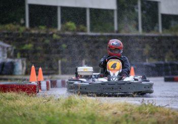 Потоп в 3-ия кръг на Lotus Sofia Auto-Kart във Враца и победа за Маринов