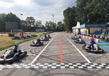 Ванков, Харизанов и Николов триумфираха в 5-ия кръг на RaceFacer