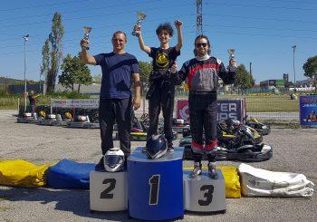 Варсано спечели шестия кръг на Auto-Kart във Враца