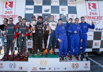 MRKPro спечели ЕКО 24 часа на България, GLS Racing най-напред от българските тимове