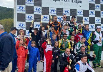 Серафимов, Савов, Беков, Руйков и Тодоров с победи за Балканската купа