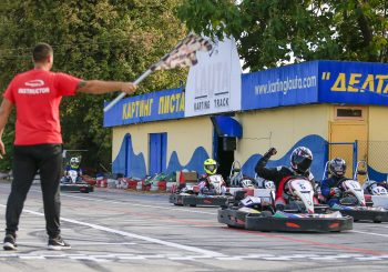Борис Барболов стана шампион за 4-и път в Auto-Kart Championship