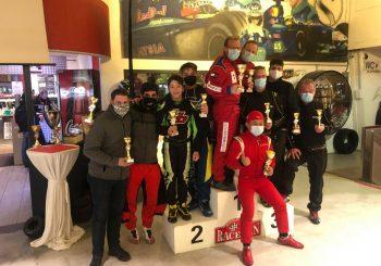 Мартин Стоянов втори в 6-часовото състезание в Рогвил