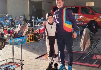 Дешков става най-младият пилот в екипа на DPK Racing