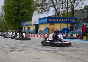 Стефан Марудов спечели на старта на Auto-Kart Championship 2021