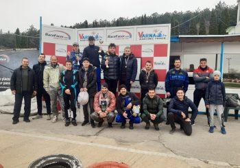 Успехи за Диян Костадинов и Виктор Николов във Варна