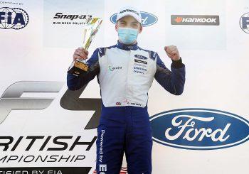 Георги Димитров с втора победа във Формула 4