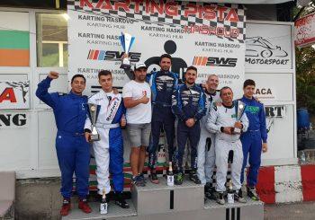 Успех за VZ-Intercom Racing в 8-часовото състезание в Хасково