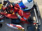 Ивон Симеонова с първо състезание в Rotax MiniMax