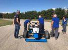 Марти Стоянов направи тестове с болид от Формула Джуниър Монца